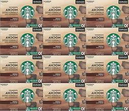 Starbucks Mocha Keurig Hot K-Cups 10 Cup Box
