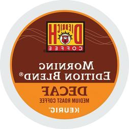 Diedrich DECAF Morning Edition Blend Coffee 24 to 192 Keurig