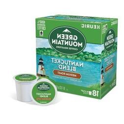 Green Mountain Nantucket Blend Coffee 18 to 144 Keurig K cup