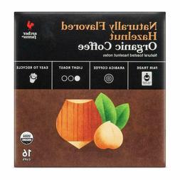 Archer Farms Naturally Flavored Hazelnut Organic Coffee 16 t