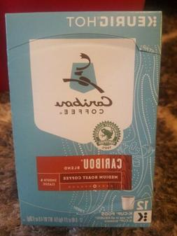 New Caribou Coffee Caribou Blend Medium Roast Coffee Keurig