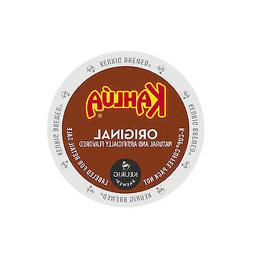 NEW Kahlua Coffee K Cups 18 Count Non Alcoholic  Rum Flavor