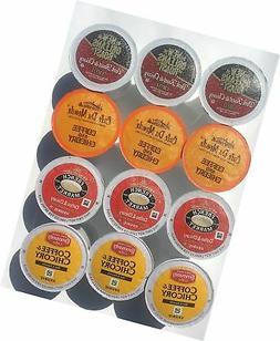 New Orleans Coffee & Chicory Sampler Keurig K-Cups Variety B