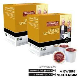Newman's Own Organics, Decaf Special Blend Coffee, Keurig K-