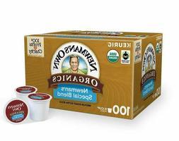 Newman's Own Organics Special Blend Coffee Keurig 100 K-Cups