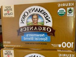 Newman's Own Organics Special Blend, Med Roast Extra Bold -