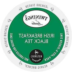Twinings of London Irish Breakfast Tea K-Cups for Keurig, 24
