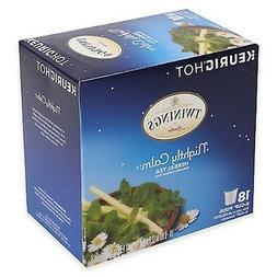 Twinings of London Nightly Calm Herbal Tea Keurig K-Cups - 1