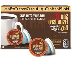 San Francisco Bay Coffee, One Cups, Single Serve, PICK ANY F