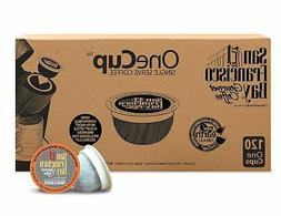 San Francisco Bay OneCup, Decaf French Roast, 120 Count- Sin