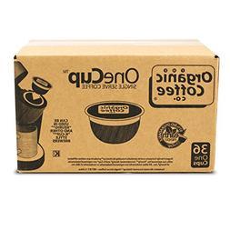The Organic Coffee Company OneCup Single Serve Coffee, Goril