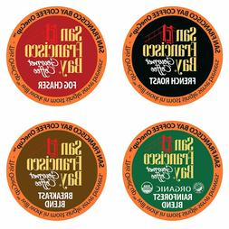 San Francisco Bay OneCup, Variety Pack K-cups 40 - 120 CT