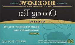 BIGELOW TEA OOLONG, 20 BG