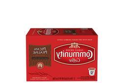 COMMUNITY COFFEE - Pecan Praline - 12 K-Cups