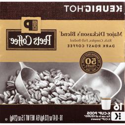 Peet's Coffee Major Dickasons Blend Coffee 16 to 96 Keurig K