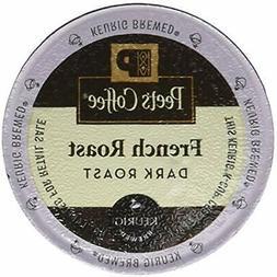 "Peet's French Roast 120 Single K-Cups Grocery "" Gourmet Food"