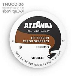 Lavazza Perfetto Single-Serve Coffee K-Cups for Keurig Brewe