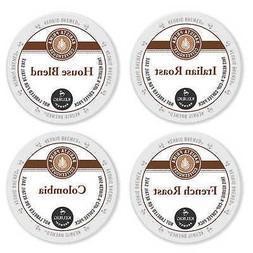 Barista Prima Coffeehouse Coffee Variety Sampler Pack Keurig