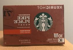 Starbucks Pike Place 90 Count K Cups Medium Roast Coffee Gua