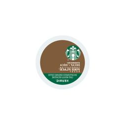 Starbucks Pike Place Coffee Decaf K-cups Medium Roast 2 boxe