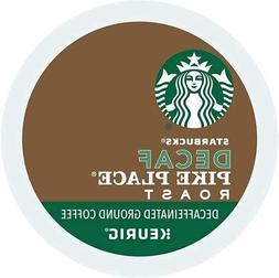 Starbucks Pike Place Decaf Keurig K-Cups 96 Count - FREE SHI