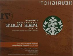 Starbucks Pike Place Medium Roast Keurig Coffee 12 count K-C