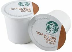 Starbucks Pike Place Roast Coffee Keurig K-Cups, 24 Count