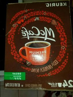 McCafe Premium Medium Roast Decaf Coffee K-Cups 64 Count