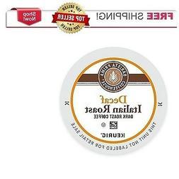 Barista Prima Italian Roast Decaf Keurig K-cups Coffee PICK