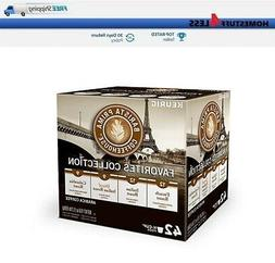 Barista Prima Variety Pack 42 count k-cups Keurig Brand Coff