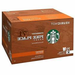 Product of Starbucks Pike Place K-Cups  -