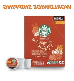 pumpkin spice flavored coffee k cups pods