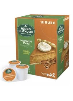 Green Mountain Pumpkin Spice Keurig K-Cups 48 Count - FREE S