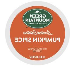 Green Mountain Pumpkin Spice Keurig K-Cups 96 Count - FREE S