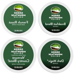 Green Mountain Regular Coffee Variety Pack 22 Keurig K cups