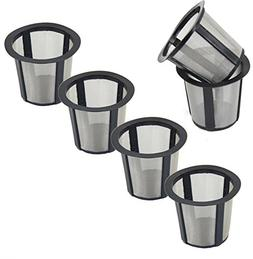 Reusable Coffee Filter Basket Replacement for Keurig My K-cu