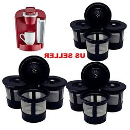 12/24 Reusable Refillable K-Cup Coffee Filter Pod for Keurig