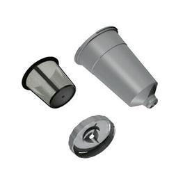 Reusable Stainless Steel Filters Refillable Coffee Capsules