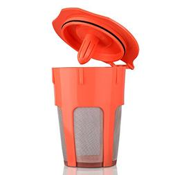 BRBHOM Reusable 2.0 K-Carafe Refillable K cup Reusable Coffe