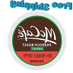 McCafe Premium Roast Medium Decaf Coffee K-Cup Packs, 18 ct,