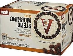 Victor Allen's Coffee, Decaf Morning Blend Single Serve K