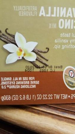 Victor Allen French Vanilla Cappucino 42-count Single Serve