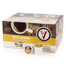 Victor Allen's Coffee K Cups, Morning Blend Single Serve Lig