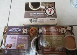 Victor Allen's Coffee Variety Pack Keurig  Single Serve K CU