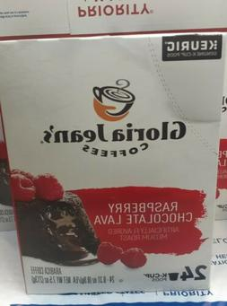 Gloria Jean's Coffees Raspberry Chocolate Lava 72 Count K-Cu