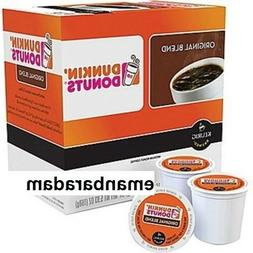 Dunkin Donuts Original Blend coffee 176 K-cups Keurig packs