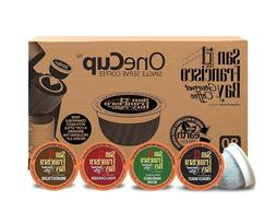 SAN FRANCISCO BAY ONE CUP VARIETY PACK 80CT KCUPS