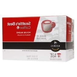 Seattles Best Ground Medium Roast House Blend Coffee K-Cups,
