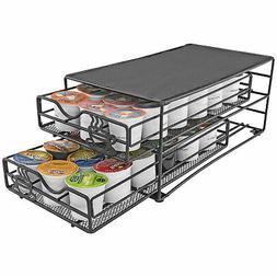 Southern Homewares 36 Pod 2-Tier Storage Drawer Fits Keurig