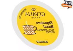 Gevalia Signature Blend Coffee 48 Keurig K-cups